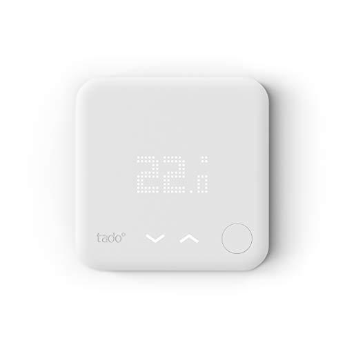 Smartes verkabeltes Thermostat von tado