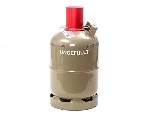 Ungefüllte 5 kg Gasflasche von CAGO