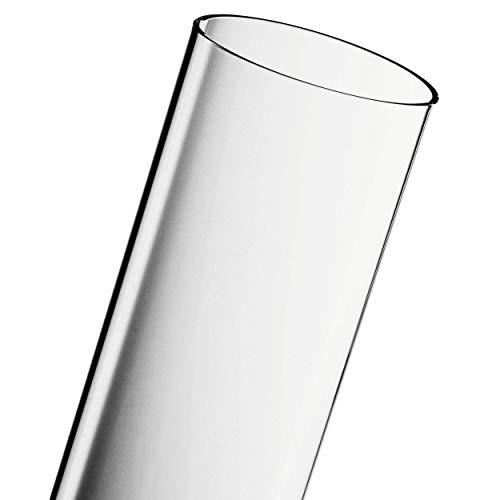 Glasröhre für Pyramiden-Flammenheizer von ACTIVA