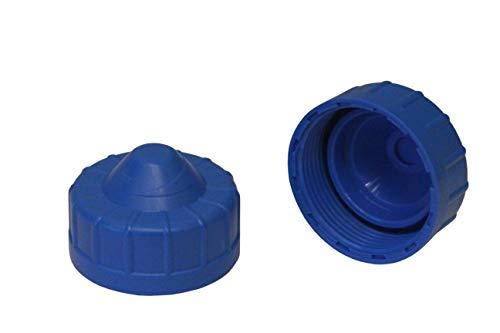 2er Set Ventilschutzkappen für Handregler mit M30 x 1,5 Gewinde