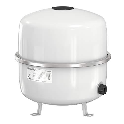 Flamco Contra Flex Druckausdehnungsgefäß mit 3 Bar Arbeitsdruck für bis zu 35 Liter