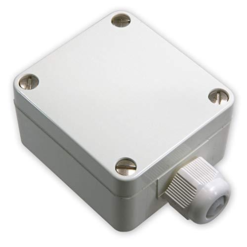 iOVEO Aussentemperaturfühler, staubdicht und strahlwassergeschützt IP65, 2-Leiter