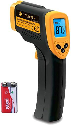 Etekcity digitales Laser Infrarot Thermometer zur kontaktlosen Temperaturmessung unbelebter Objekte