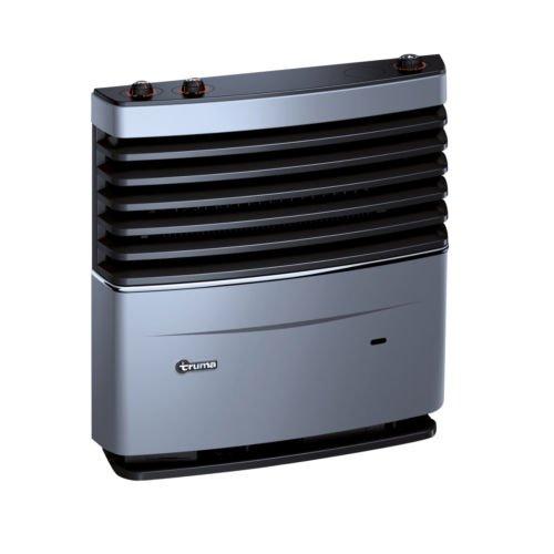 Flüssiggas LPG Heizung 6000 Watt mit Zündautomatik, Thermostat und Einbaukasten