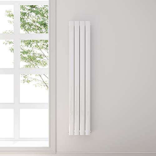 Heizkörper in Weiß 1600x308mm von ELEGANT