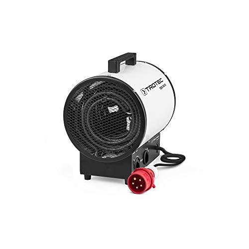 Elektroheizer mit Überhitzungsschutz und Thermostat von TROTEC