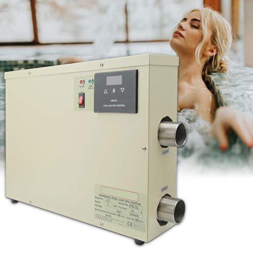 Pbzydu Heizungs-Thermostat für Pools