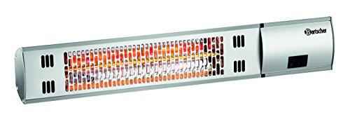 Elektrischer Infrarot Heizstrahler mit 2000W von Bartscher