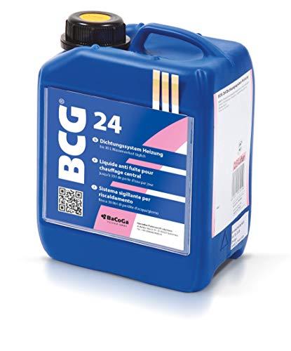Flüssigdichtmittel BCG für Leckagen an Rohrleitungen und Heizungen