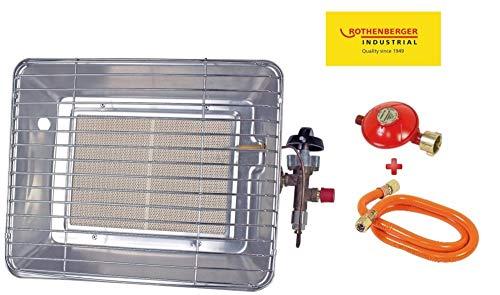 Gasheizstrahler Modell 35984 ECO von Rothenberger Industrial
