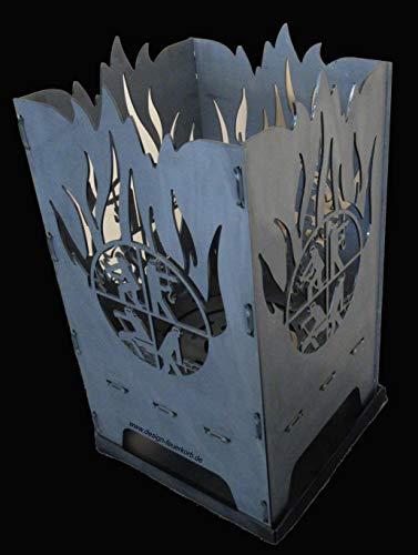 Feuerschale Modell Feuerwehr R L B S von Generic