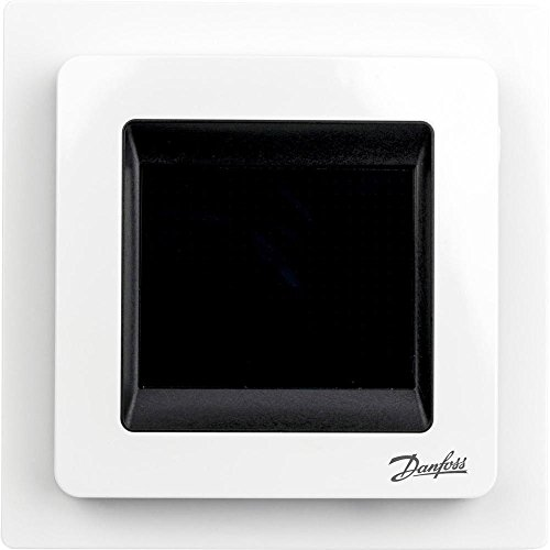 Digitaler Danfoss Thermostat, mit Touchscreenbedienung