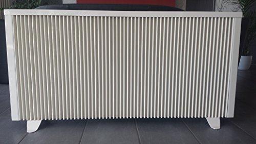Elektroheizung mit 2500 Watt und Wandhalterung von Schnatterer
