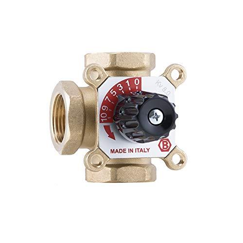 WITTKOWARE 460 - 3 Wege Mischventil, geeignet für Heizungs- sowie Kühlsysteme