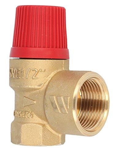 Membran Überdruckventil von Watts mit einem Innengewinde von 1/2 Zoll