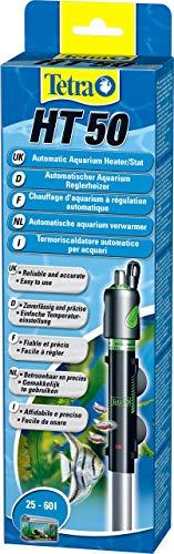 Leistungsstarker Aquarienheizer mit unterschiedlichen Leistungsstufen von Tetra