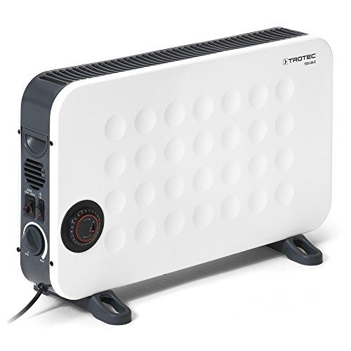 TROTEC Frostwächter stufenloser Thermosteuerung Elektroheizung