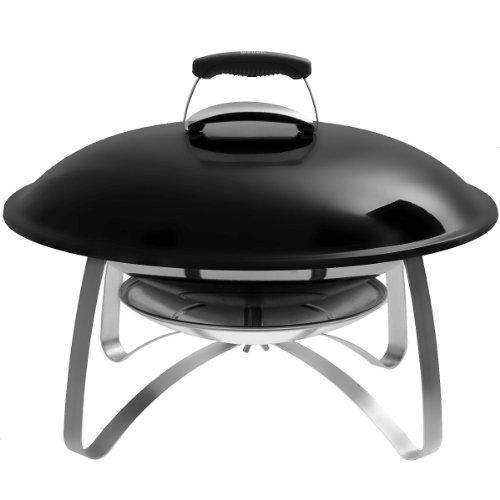 Feuerstelle in Schwarz Modell 2750 von Weber