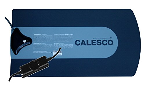 Calesco PTC Heizgerät Carbon, Überhitzungsschutz