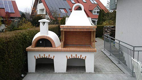 Steingrill Modell Artemis von Grilltechnik-Gustoso