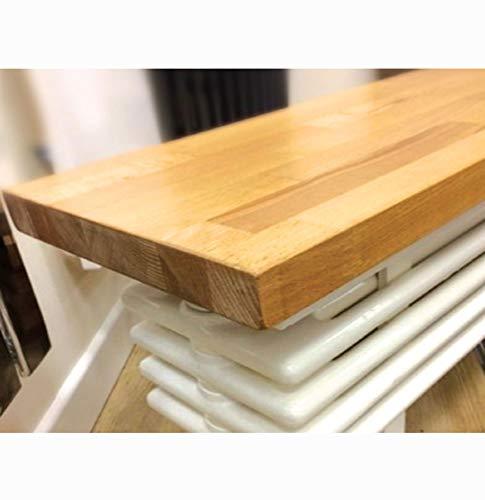 Sitzbank Heizkörper aus Buchenholz von TowelRads
