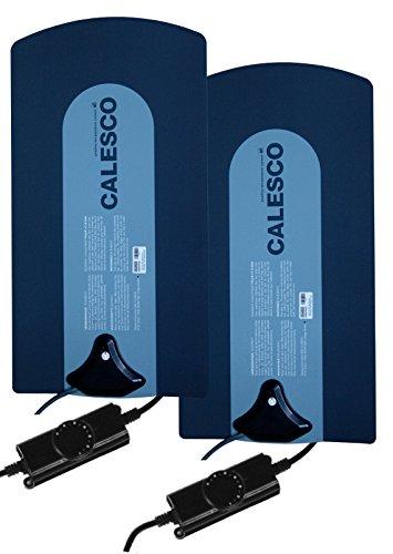 Calesco 2x Heizgerät Carbon PTC (250 Watt)