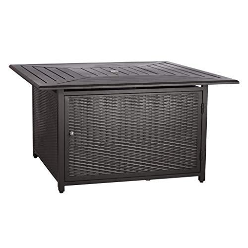 Outdoor-Feuertisch für die Terrasse von AmazonBasics