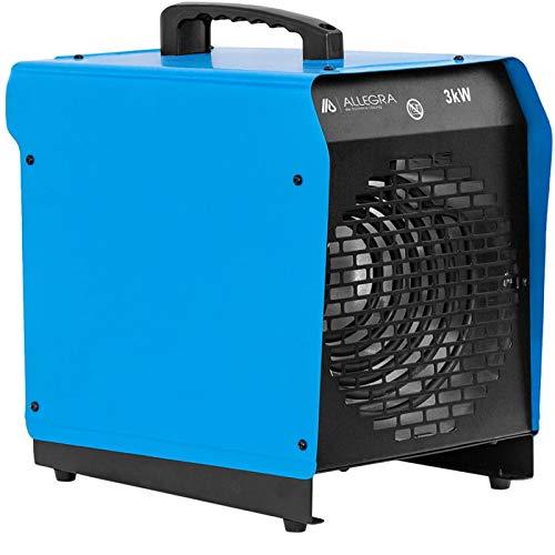 Elektroheizung mit Überhitzungsschutz und Thermostat von ALLEGRA