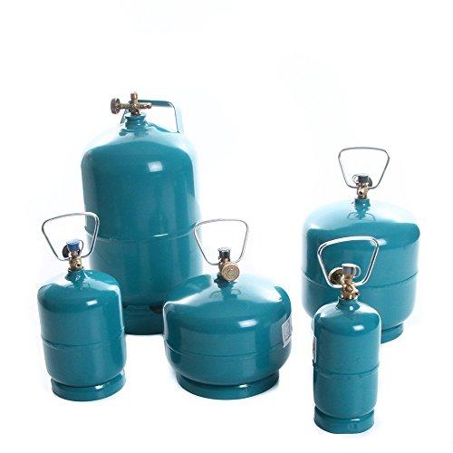 Ungefüllte 3 kg Gasflasche von rg-vertrieb