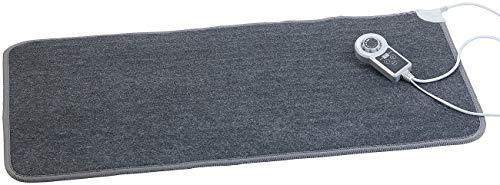 Beheizbare infactory Bodenschutzmatte mit Vliesstoff für warme Füße