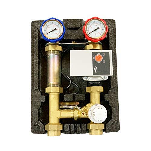 Festwertregelset Pumpengruppe Heizkreis - Fußbodenheizung Thermostat