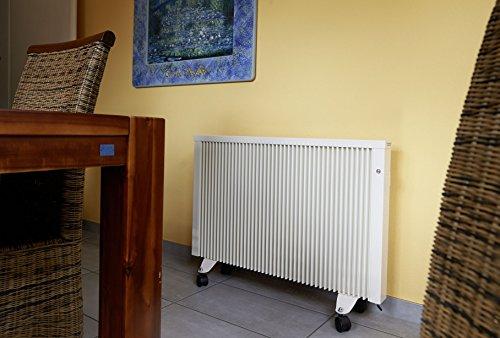 Elektroheizung mit Schamottespeicherkern inkl. Wandmontageset von Elektroheizung Schnatterer