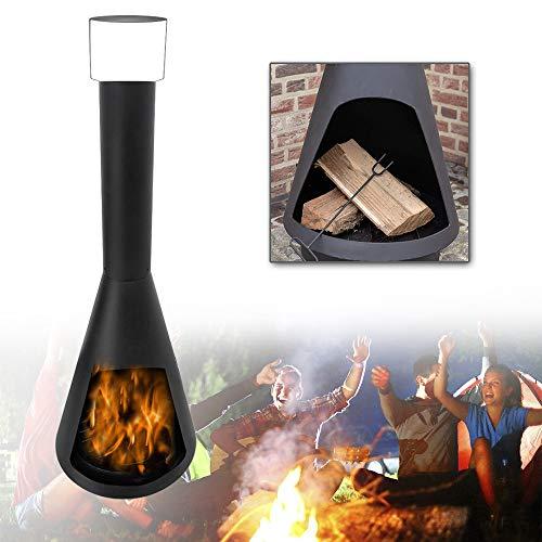 Stabile Feuerstelle & Gartenkamin mit Rauchabzug von LZQ