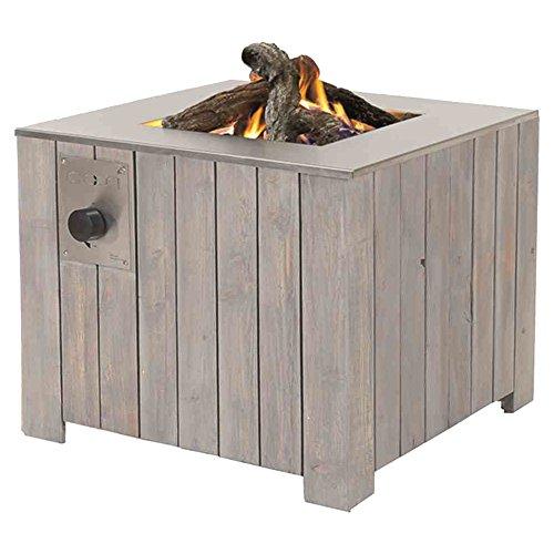 Feuerstelle Modell Cosicube 70 wash in Grau von Cosi