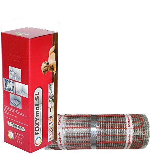 Foximat SL Rapid Fußbodenheizung - 200 Watt pro qm