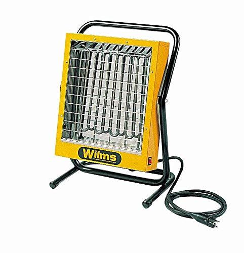 Infrarot-Elektroheizer Modell IR 3 von Wilms