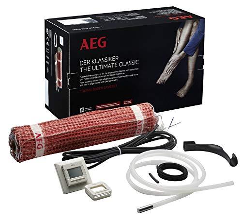 Thermo Boden von AEG als Komplettset mit einer Leistung von 160 Watt pro qm