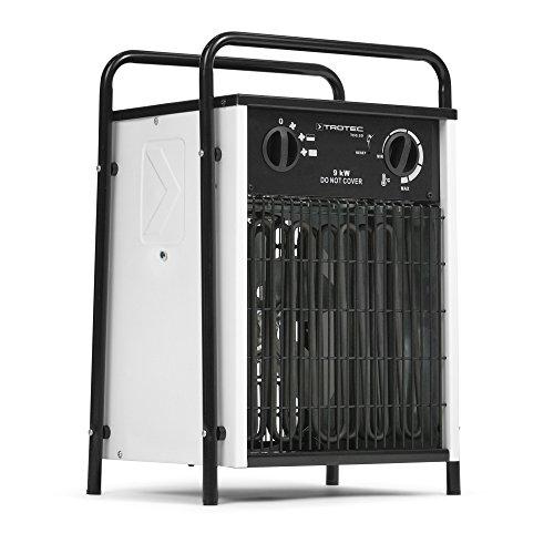 Elektroheizer mit integriertem Thermostat von TROTEC