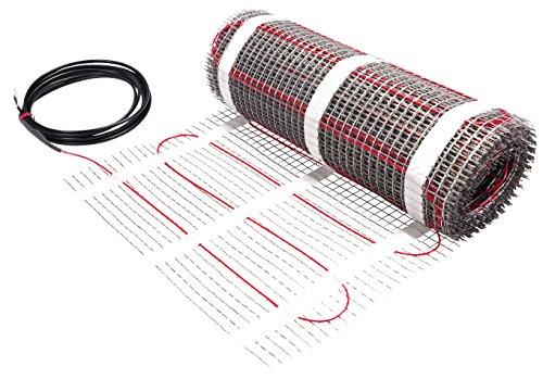 Elektrisch betriebene Fußbodenheizung von Danfoss, in unterschiedl. Größen verfügbar