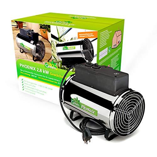 Elektrogebläseheizung von Bio Green