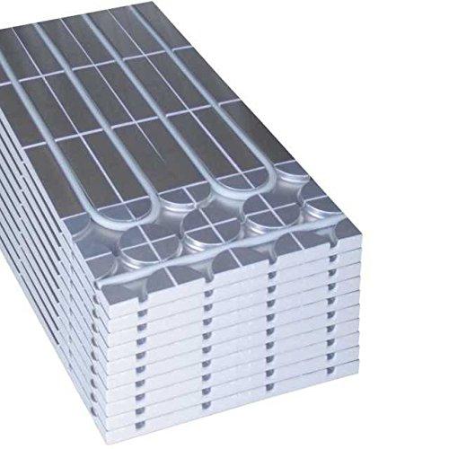 Sani DRY Systemplatten Erweiterung für Trockenbau Fußbodenheizung