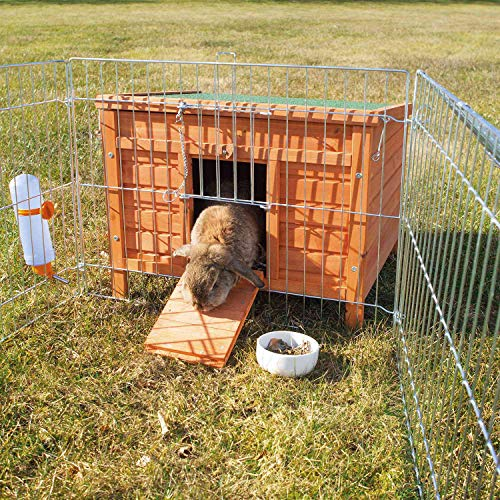 Kleintierhaus für Kaninchen Modell 62392 von Trixie
