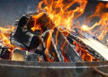 Feuerschale mit Deckel (Top 3)   Abdeckung für Feuerstelle