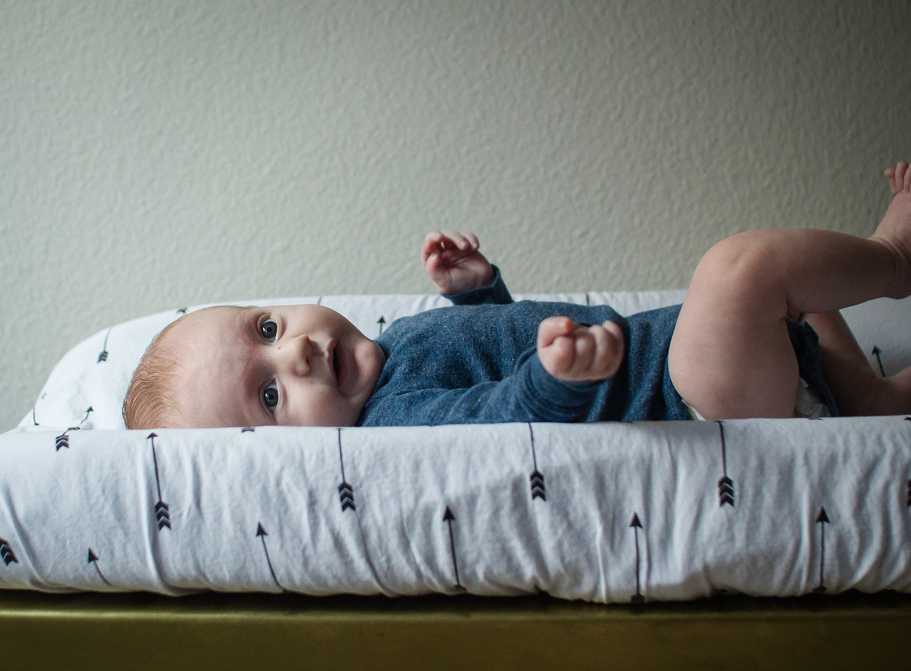 Baby Wickeltisch Wickelunterlage Wickeln