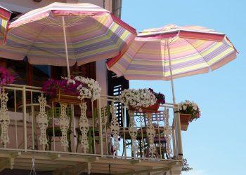 Heizstrahler für Balkon | Heizpilz & Balkonheizung kaufen
