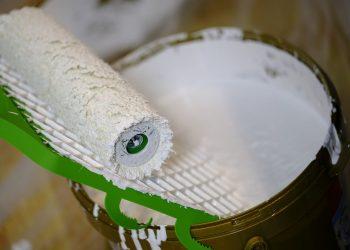 Grillkamin anstreichen (Anleitung) | Womit Gartenkamin streichen?