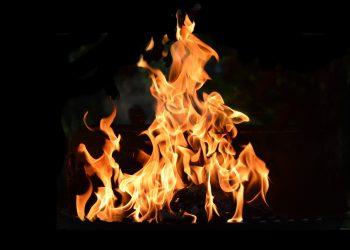 Wie heiß wird ein Lagerfeuer? | Temperatur von Feuerstelle