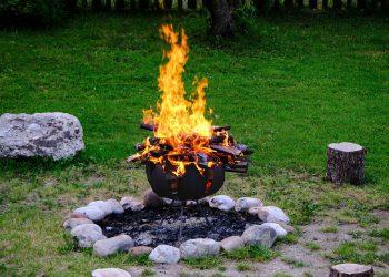 Feuerstelle selber bauen (Anleitung) | Feuerschale & Feuertonne