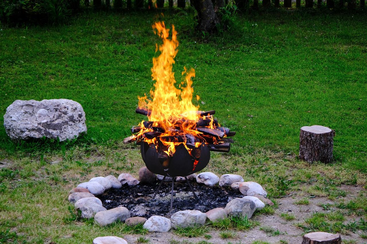 Feuerstelle Selber Bauen Anleitung Feuerschale Feuertonne