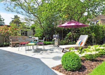 Gartenkamin aufstellen (Anleitung) | Außenkamin montieren